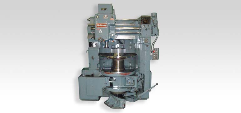 Fellows 36-6 Gear Shaper M#108